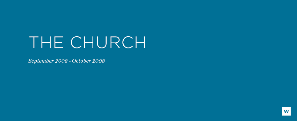 _Sermon Series Banners - The Church