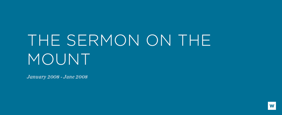 _Sermon Series Banners - The Sermon on the Mount