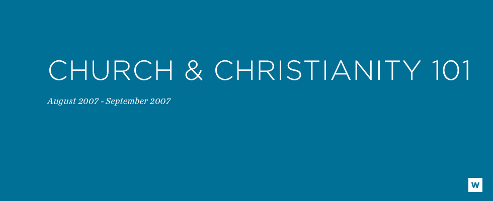 _Sermon Series Banners - Church & Christianity