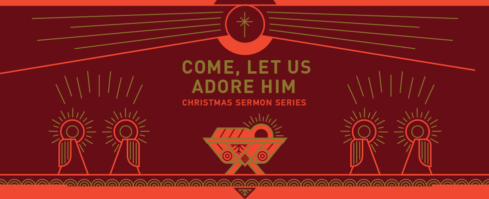 PAGE HEADERS - Sermon Series - 2013 Christmas banner