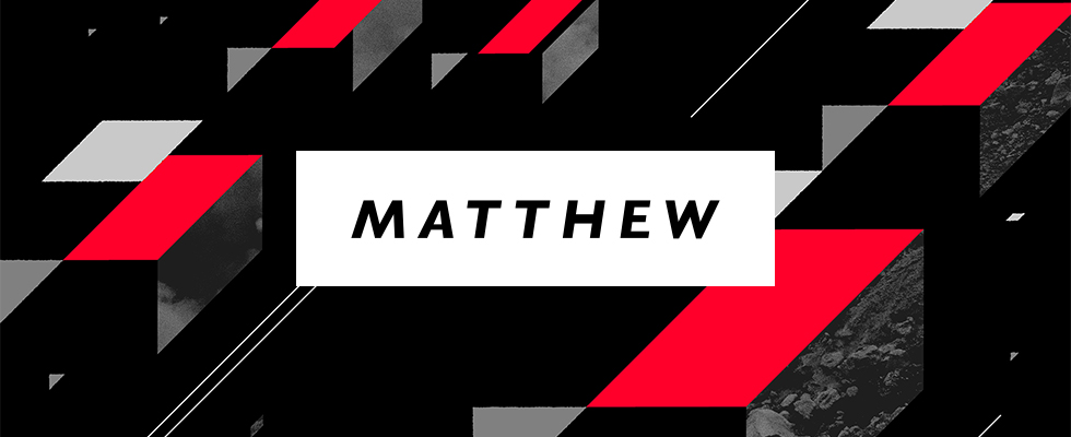 _Sermon Series Banners - Matthew Series - no current