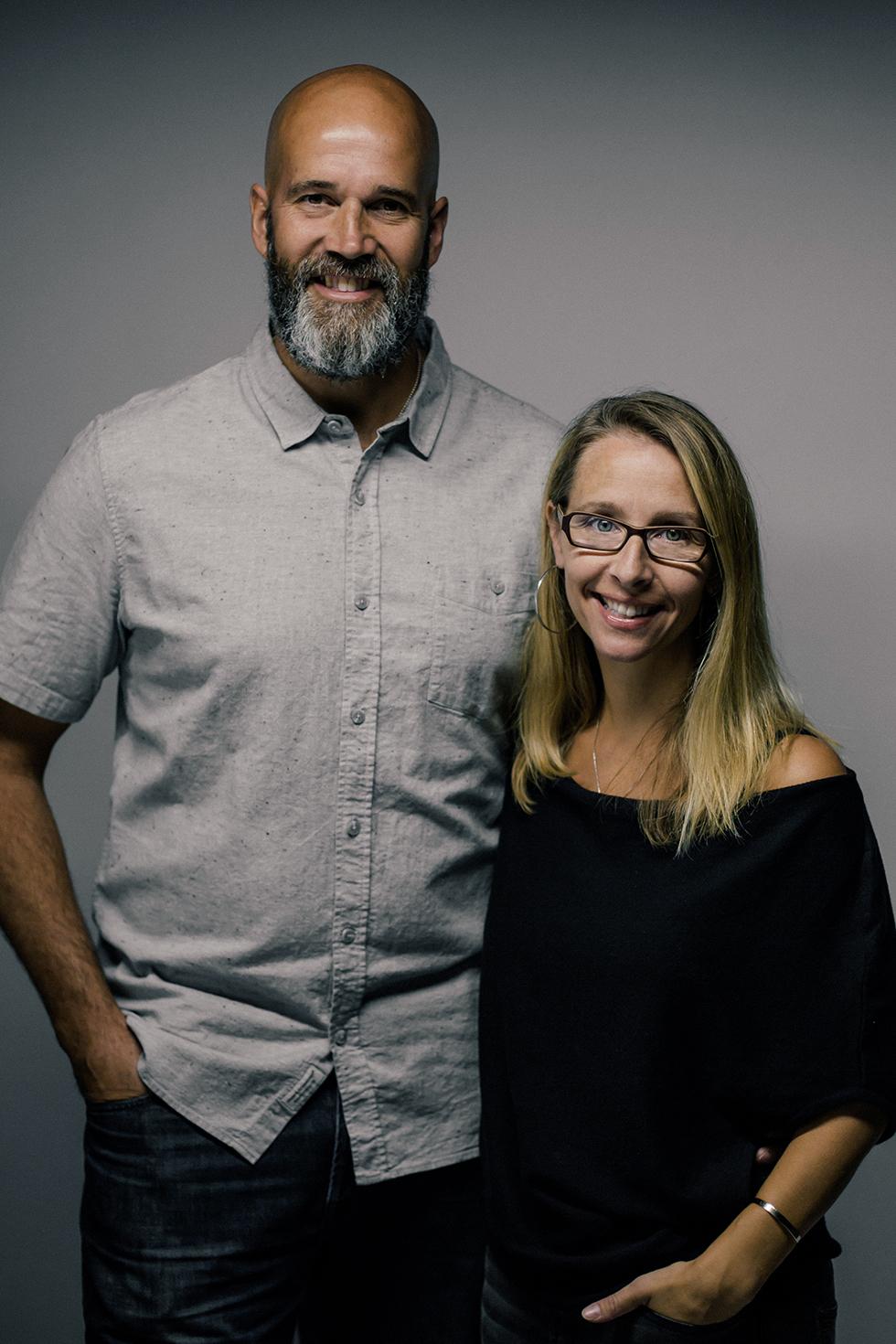Jer and Jodi Adrian