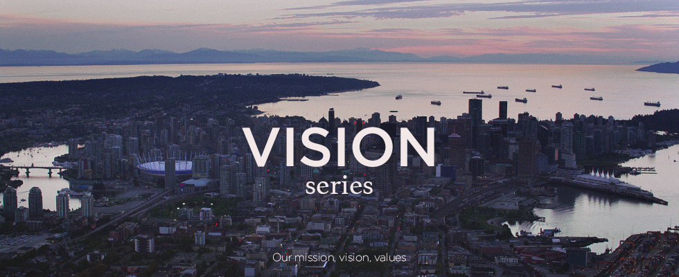 Vision Series Homepage Slide