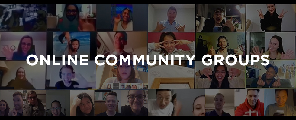 Online Community Groups